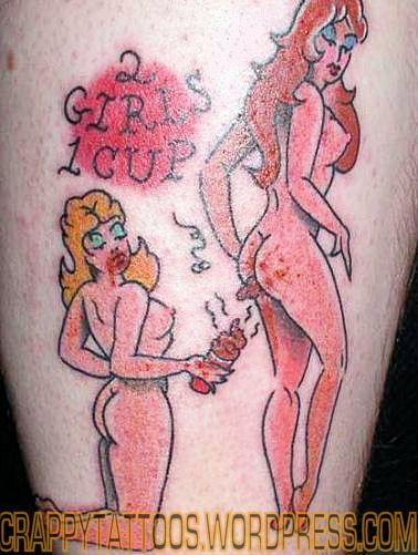 2 girls 1cup fetish